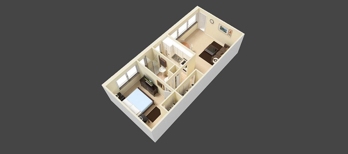 The Manhattan Apartments Oak Ridge