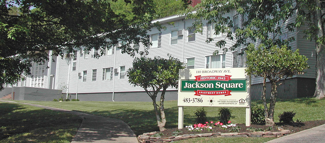 Jackson Square Apartments Oak Ridge Tn 37830
